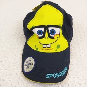 Boys baseball hat SpongeBob OS